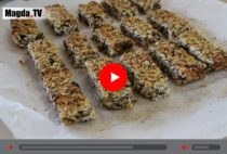 Muesli Bars With Honey